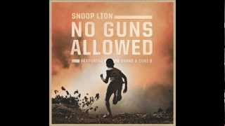 Snoop Lion ft. Drake and Cori B. - No Guns Allowed Download! **Leaked**