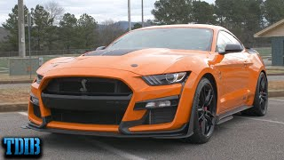 930 HP 2020 Shelby GT500 Review! Returning With a Venomous Vengeance
