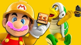 FILLED WITH SUCCESS JUICE | Mario Maker #11