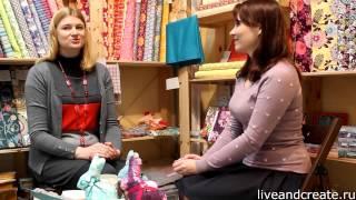 Магазин тканей как творческий бизнес: интервью с Натальей Крупской
