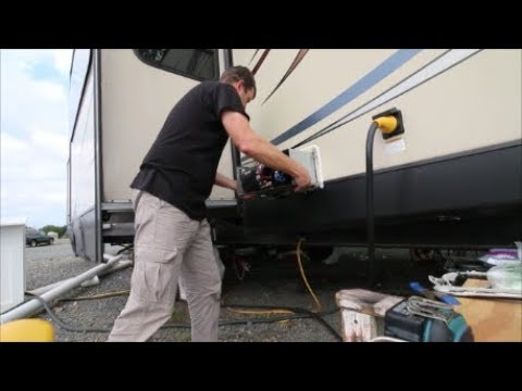 How to Remove an RV Furnace