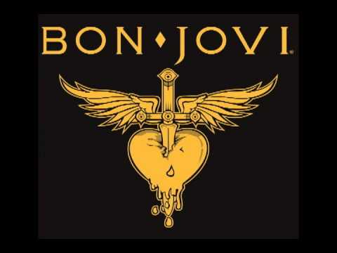 Bon Jovi - You Give Love A Bad Name [HQ]