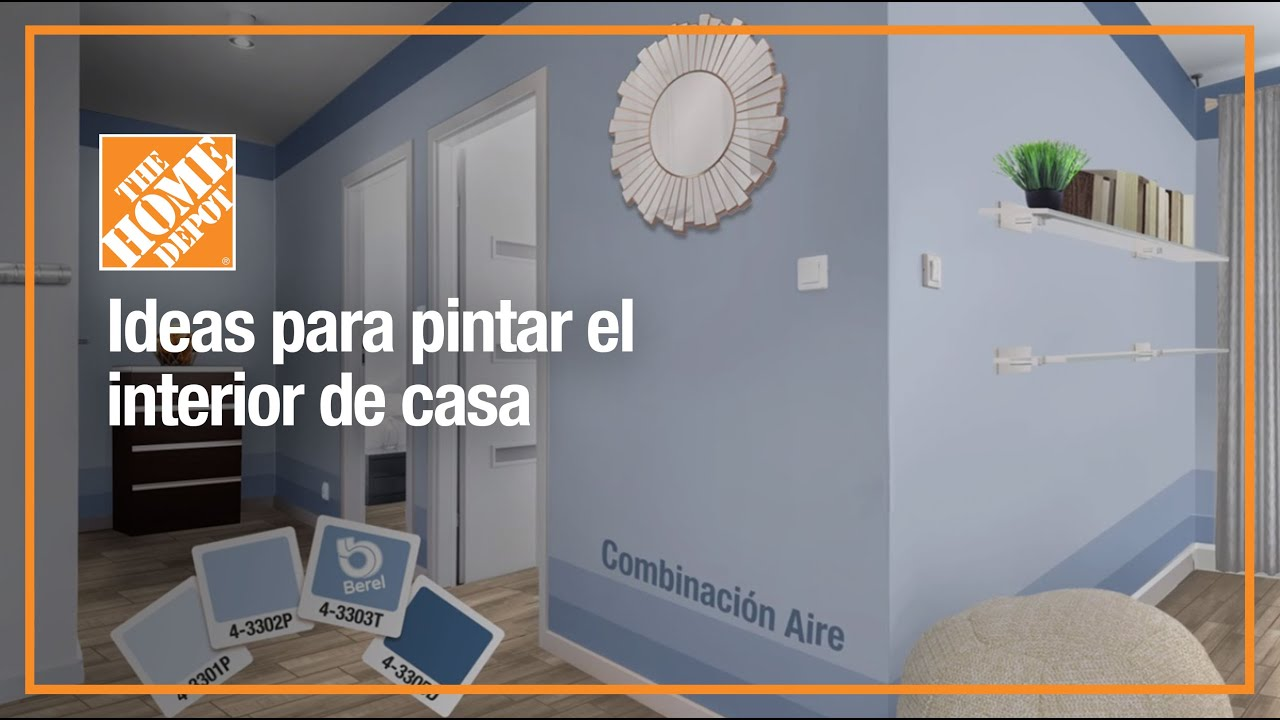 Ideas para decorar con pintura youtube - Pinturas de exterior ...