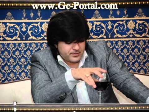 Merabi Zavit Shegikvardebi Lyrics+Karaoke