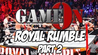First Ever GameOn Royal Rumble - Part 2