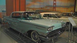 Музей классических автомобилей в Пенсильвании