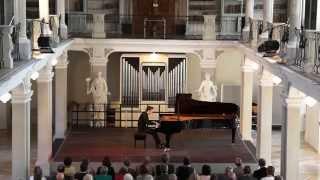 ISAM 2014- 31.07.14 - Evan Pensis - Beethoven  op. 81a