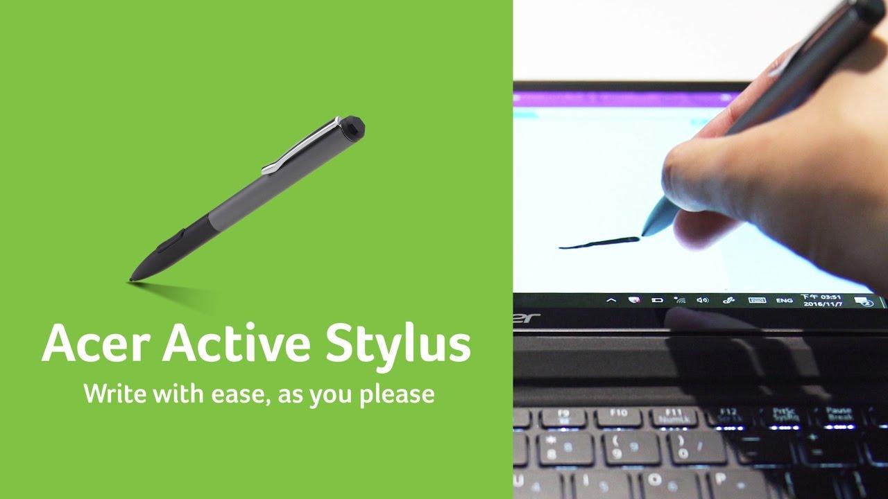 Acer Active Stylus Asa630 Ab 32 97 Preisvergleich Bei