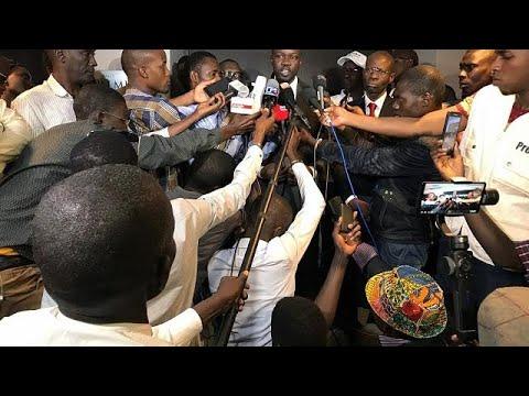 Sénégal : Ousmane Sonko, le plus jeune candidat à la présidentielle