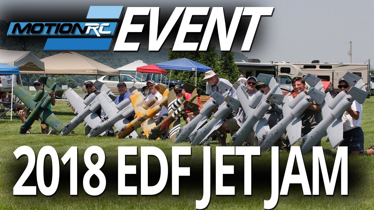 EDF Jet Jam 2018 - Motion RC