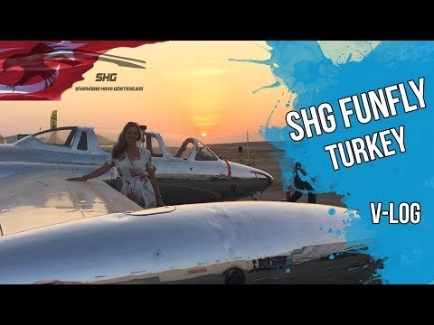 VLOG // SHG Airshow in Turkey