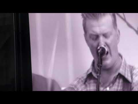 Queens Of The Stone Age - Burn The Witch live - Finsbury Park 30/6/18