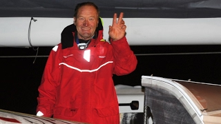 Sports: French skipper Francis Joyon sails around the world in record 40 days
