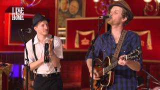 The Lumineers - Live@Home - Part 1 - Flowers in your hair, Ho Hey
