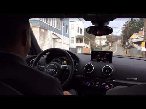 First Test Drive - 2016 Audi Sportback A3 E-tron