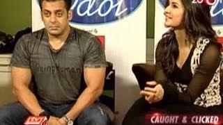 Salman & Katrina promote 'Ek Tha Tiger'
