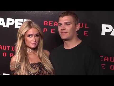 Paris Hilton and Chris Zylka reportedly split   Daily Celebrity News   Splash TV