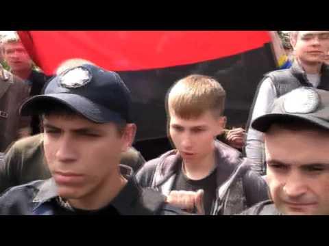 Украина.Киев.09.05.2016. День Победы