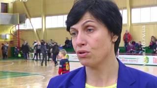 """Баскетболістки рівненського """"Сузір"""