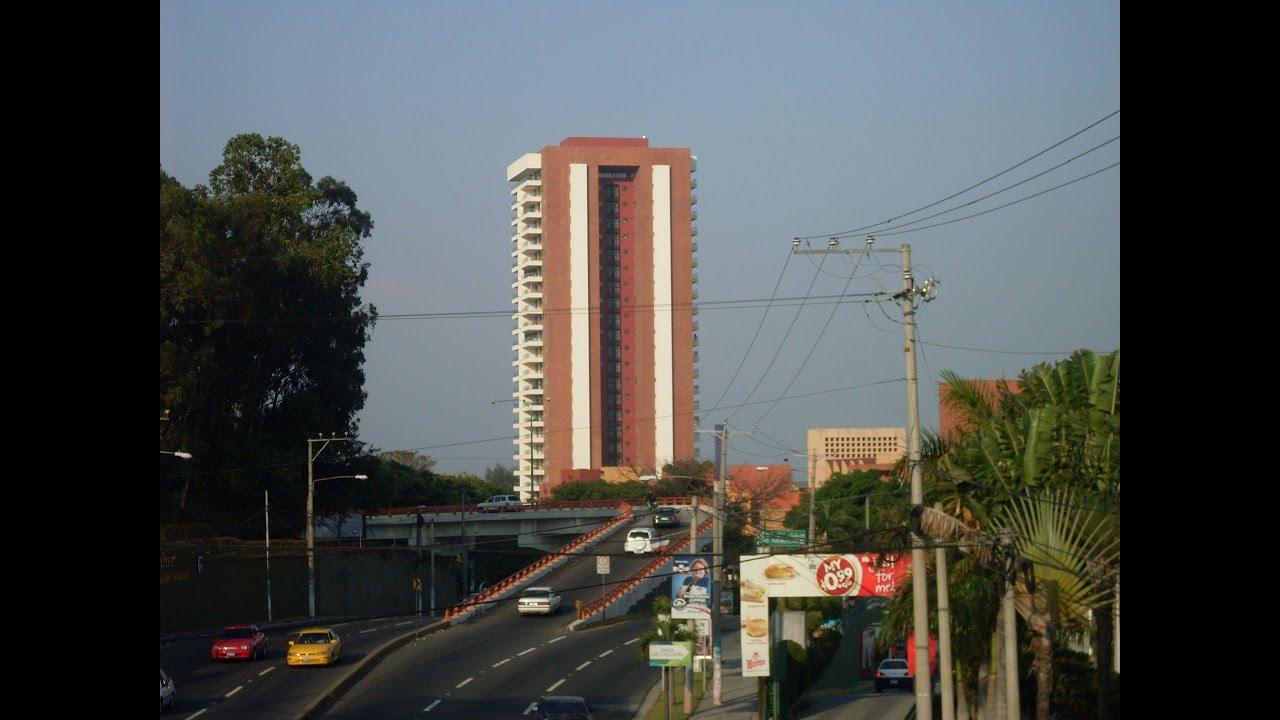 Los Edificios Mas Altos De El Salvador Youtube