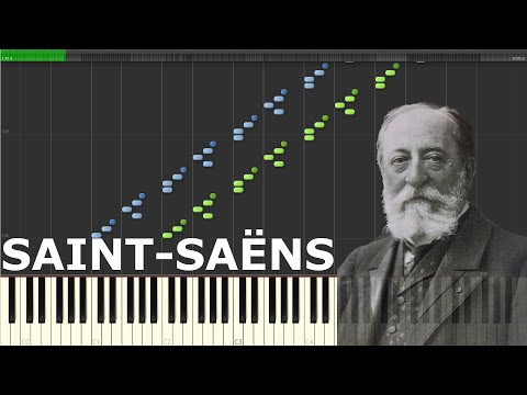 Camille Saint-Saëns - Le carnaval des animaux (The Carnival of the Animals). +MIDI