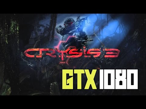 Crysis 3 1080 GTX | 1440P 144Hz G-Sync | Framerate and Gameplay