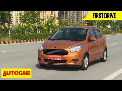 2015 Ford Figo | First Drive | Autocar India