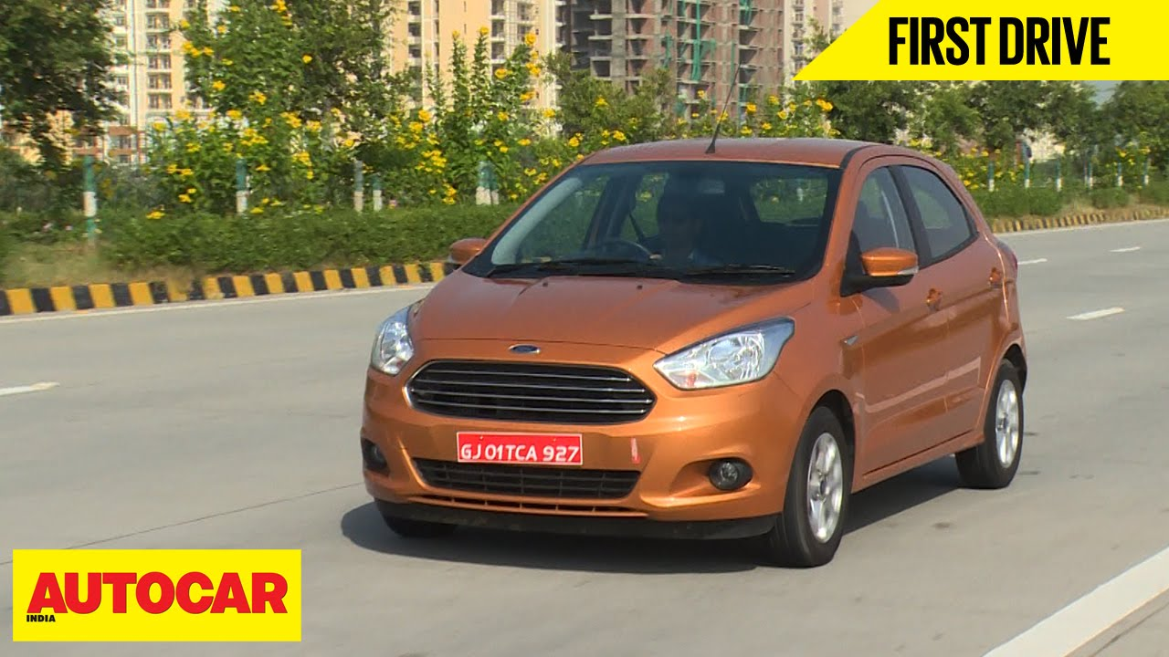 & 2015 Ford Figo | First Drive | Autocar India - YouTube markmcfarlin.com