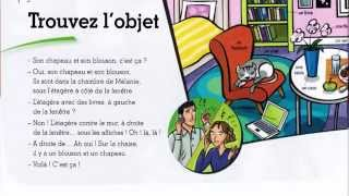 Learning French Online: Trouvez l'objet. Taxi 1