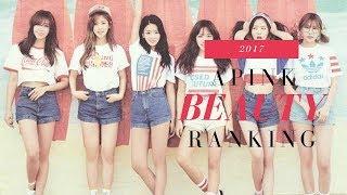 Video Apink Beauty Ranking 2017 download MP3, 3GP, MP4, WEBM, AVI, FLV Agustus 2018