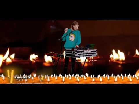 Dadi Freyr-10 Years ??-Live(Concert in the dark)