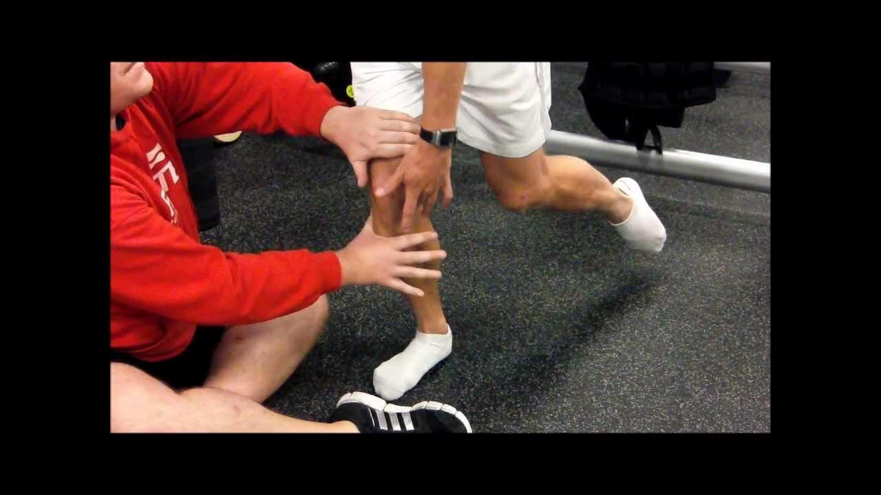 Hockey Knee Injury Chronic Injury Fixed In Minutes Bond Fitness