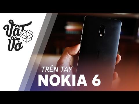 Vật Vờ| Mở hộp Nokia 6: còn mỗi cái tên, không nổi bật