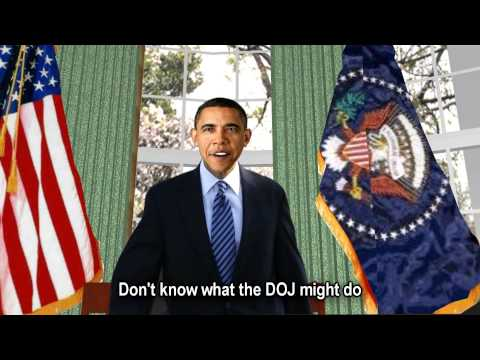 """Obama sings """"Don't Know Much"""" - Capitol Steps Satire"""