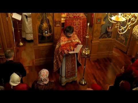 Послание Святейшего Патриарха Московского и всея Руси Кирилла на Святую Пасху