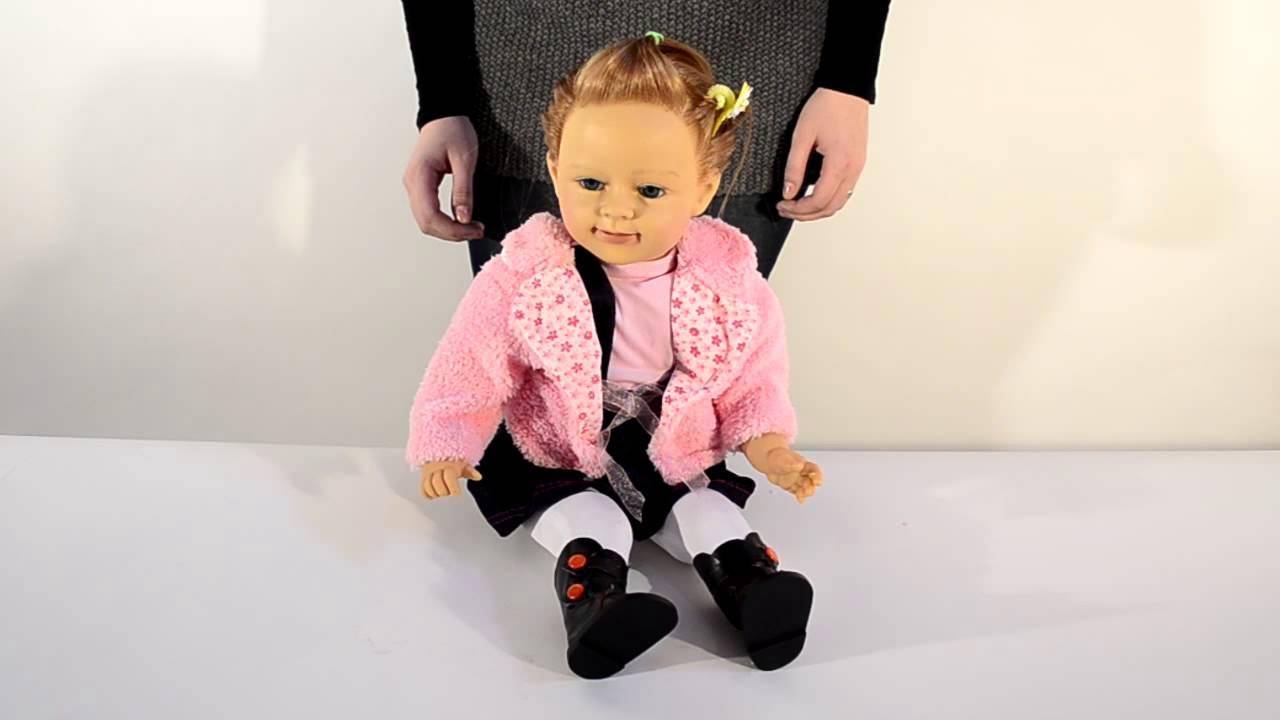 Инструкция интерактивной куклы