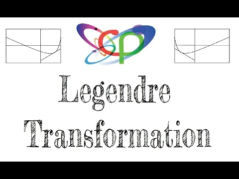 Legendre Transformation of a Single-Variable Function (Bengali)
