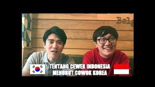 VLOG ZARA #016 Kata cowok Korea tentang cewek Indonesia