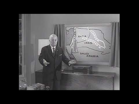 MP2002-477  Former President Truman Discusses The Challenges Of Establishing Israel In Palestine