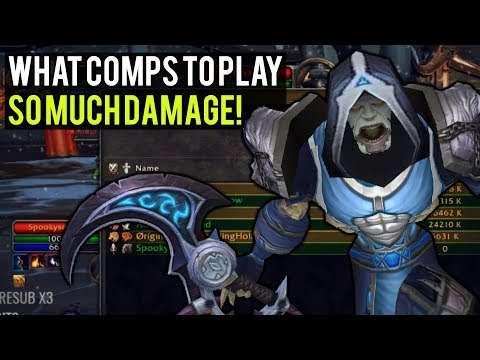 WHAT COMPS YOU SHOULD BE PLAYING! (New Legion PvP Season)