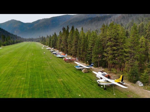 Idaho Backcountry Flying 2021