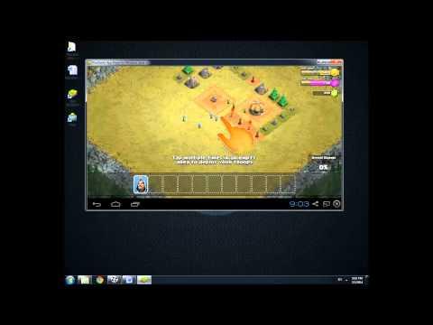 [TUT] Hướng dẫn cách cài Clash of Clan trên PC