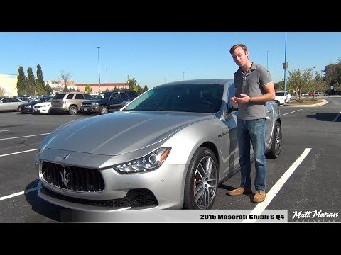 Review: Tuned 2015 Maserati Ghibli S Q4 - Standing Out From The Crowd