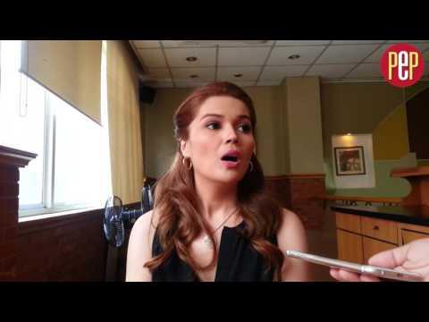 "Donna Cruz on being ""buhay-reyna"""