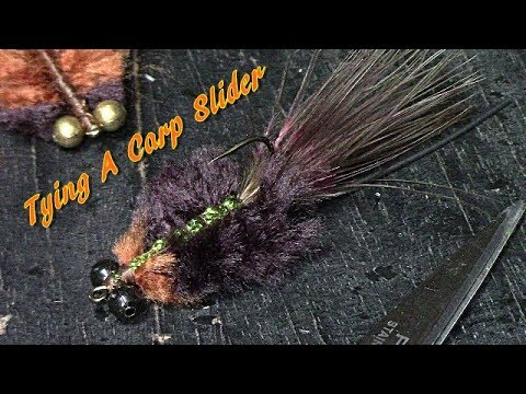 3  White Carp D202 Trout Flies Natural Dog Biscuits