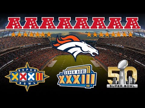 BRONCOS COUNTRY: IT