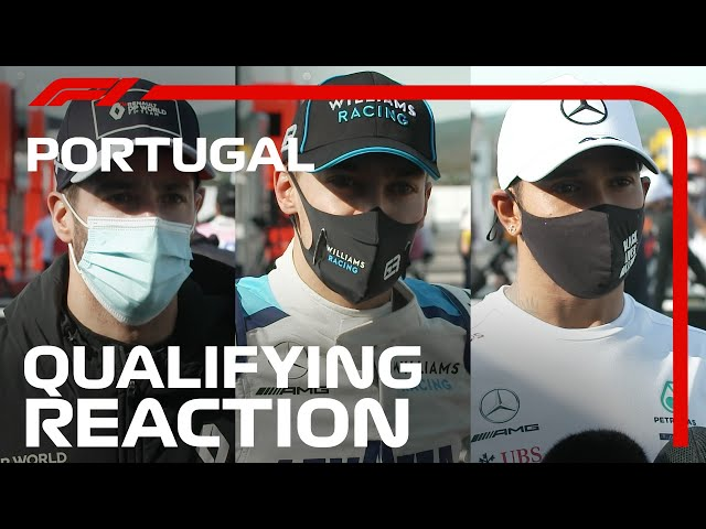 2020 Portuguese Grand Prix: Drivers React After Qualifying