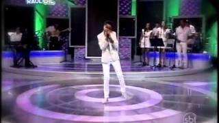 Raul Gil - Jotta A. canta Happy Day em especial