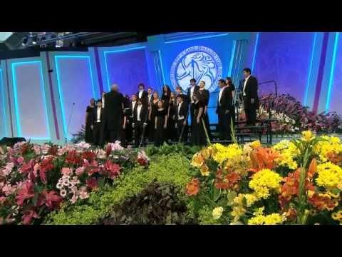 Palmdale High School Chamber Singers — Llangollen, International Musical Eisteddfod 2012