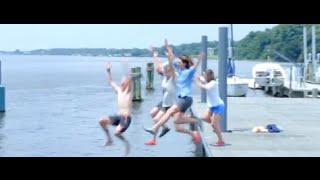 Swimmable Waters Jump - St. Johns River